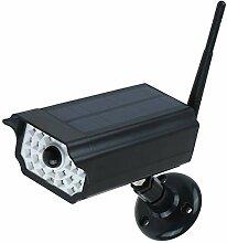 omufipw Solar Bewegungsmelder Spotlight Wireless