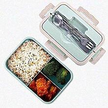 OMZGXGOD Eco Lunchbox - Brotdose für Kinder und