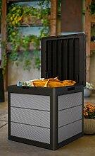 Ondis24 Keter Kissenbox Premier Box, Sitztruhe, XL