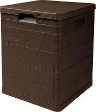 ONDIS24 Kissenbox Madera Mini, Selbstmontage inkl.