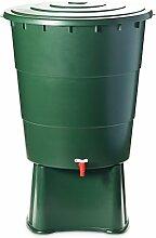 Ondis24 Regentonne 200 Liter inkl. Deckel,