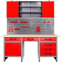 ONDIS24 Werkstatt-Set Harry, (Set),