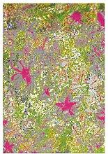 One Couture Kurzflor Teppich mit elegantem Muster