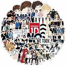 One Direction Band Aufkleber Idol Sänger Gruppe