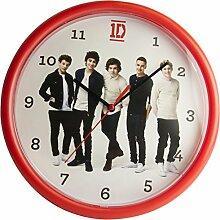 One Direction Wanduhr