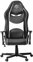ONE GAMING Chair Basic Snow / Gamingstuhl /