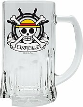One Piece - Glas Bierkrug - Totenkopf Luffy Ruffy