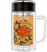 One T Cup Tasse mit Sieb und verschließbarem