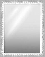 oneConcept Goldmund LED Kristall Wandspiegel
