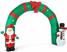 oneConcept Merry Welcome - Weihnachtsdekoration,