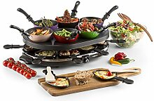 oneConcept Woklette - Raclette Grill, Tischgrill,