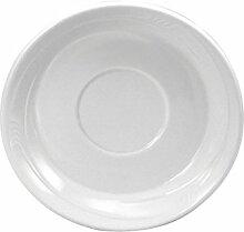 Oneida Küchenservice Porzellan cremeweiß