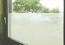 OneMtoss Statische Fensterfolie Eco PVC 90%