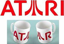 oneoffboutique Geek 313ml Kaffee Tee Tasse Atari