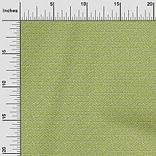 oneOone Poly Stripe Jacquard Stoff Kreuz-T-Sashiko