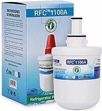OnePurify RFC100A Wasserfilter Ersatz-patrone Für Samsung, Wasser-wächter, Wasser Frische, Swift Grün, PUR, Kenmore
