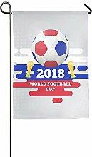 ONGH 2018 World Football Cup Floral Garten Hof