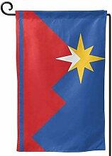 ONGH Pocatello offizielle Flagge 12,5 x 18 Zoll