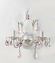ONLI Kate Applique, Wandlampe aus Metall