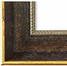 Online Galerie Bingold Bilderrahmen Braun Gold