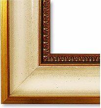 Online Galerie Bingold Bilderrahmen Gold Weiß