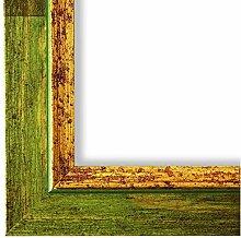 Online Galerie Bingold Bilderrahmen Grün Gold