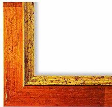 Online Galerie Bingold Bilderrahmen Orange Gold