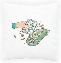 Online-Shop Kaufen Dekoratives Kissen, Kissenbezug mit Einlage/Füllung oder ohne, 45x45cm p816p