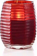 Onno duftkerze Cubo Red L- Manyara