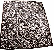 Onur Wolldecke Deluxe Leopard für 2 Personen