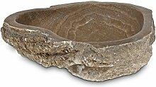Onyxmarmor Waschbecken Aufsatzwaschbecken aus Alabastermarmor Onyxwaschbecken Steinwaschbecken Naturstein Nr. 805