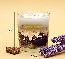 OOFAY Duftkerze Set, Natürliches Sojawachs Aroma