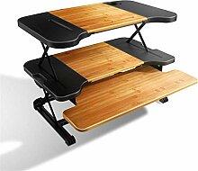 OOFAYWFD Sit-Stand Workstation,