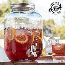 ootb Glas-Getränkespender, Einmachglas, mit