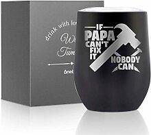 Opa Weinglas, Geschenkidee für den besten Opa