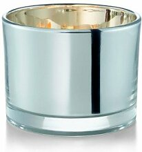 OPAL Kerzenschale, Silber