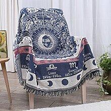 opchances im Vintage-Stil, Baumwolle/Polyester),