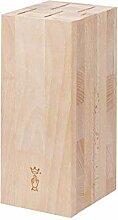 Opinel 254566 Messerblock, Holz