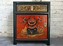 opium outlet chinesiche Kommode Nachttisch