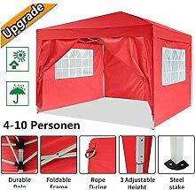 Oppikle Pavillon Faltpavillon 3x6 Wasserdicht