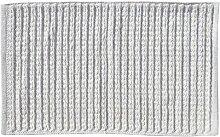 Opportunity 52G131703 Badvorleger, Baumwolle, 80 x 50 x 1 cm Weiß