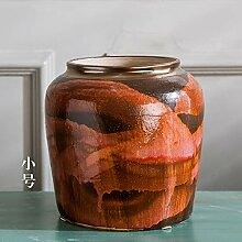 Oppp The Vase Jingdezhen Keramikvase, Getrocknete