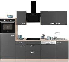 OPTIFIT Küchenzeile Faro, mit Hanseatic