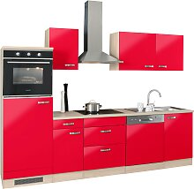 OPTIFIT Küchenzeile Faro, ohne E-Geräte, Breite