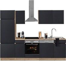 OPTIFIT Küchenzeile Roth, mit E-Geräten, Breite