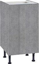 OPTIFIT Spülenschrank Tara, Breite 45 cm B/H/T: x