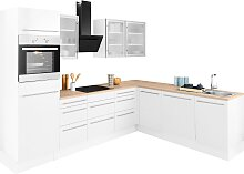 OPTIFIT Winkelküche Bern, mit E-Geräten,