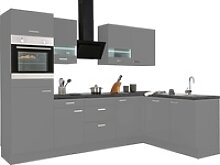 OPTIFIT Winkelküche Parma, mit E-Geräten,