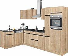 OPTIFIT Winkelküche Roth, ohne E-Geräte,