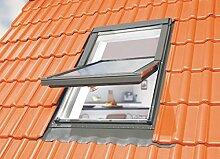 Optilight Dachfenster mit Eindeckrahmen wellig &